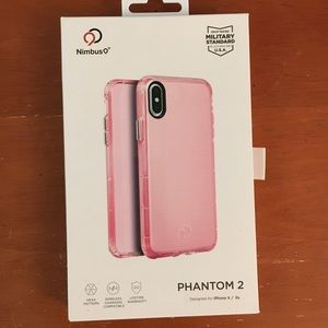 NIB Nimbus 9 Phantom 2 iPhone case